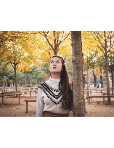 Une Indienne à Paris